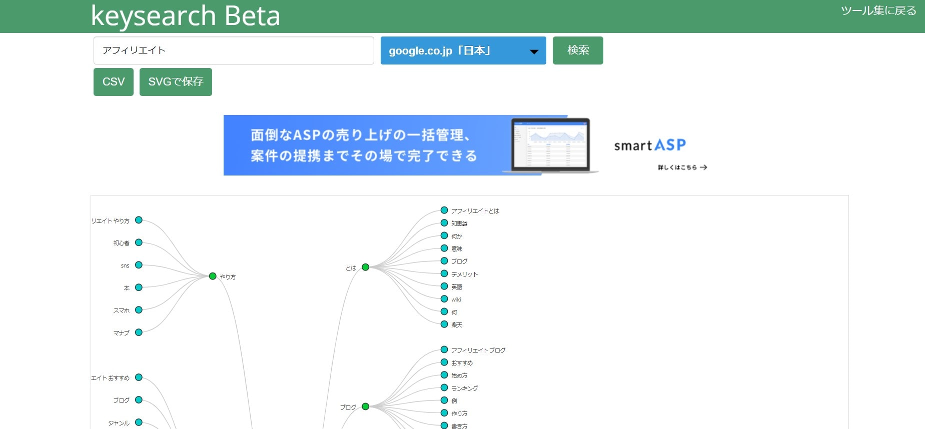 keysearch Betaの画像