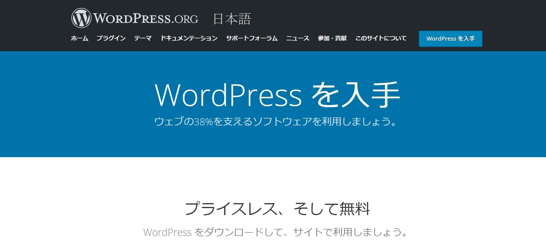 Wordpressの画像