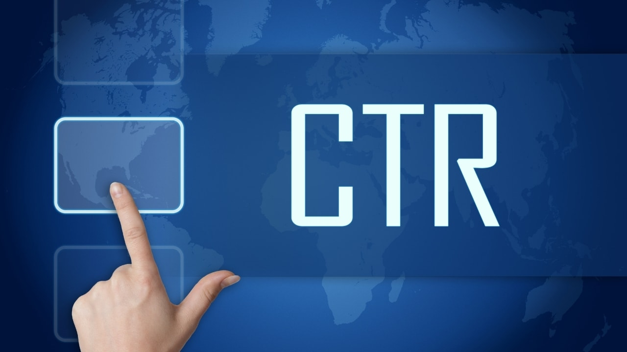 アフィリエイト収益に直結するクリック率(CTR)