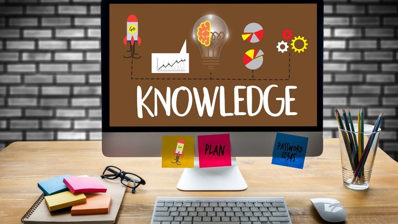知識の画像