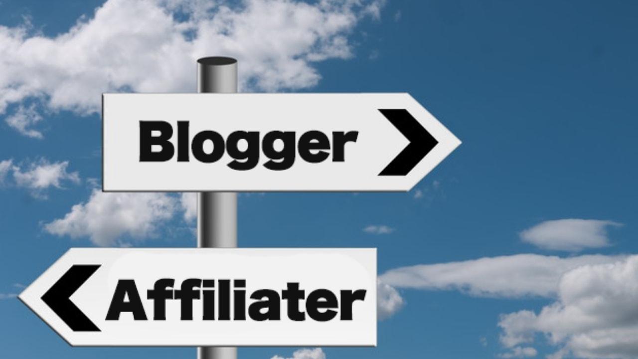 ブログとアフィリエイトの画像