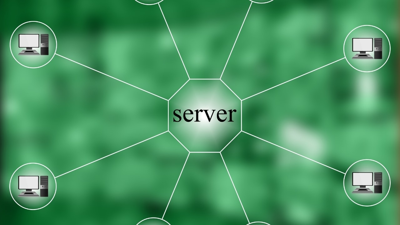 レンタルサーバーの画像